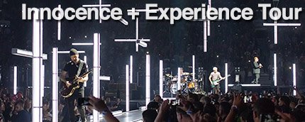 Innocence + Experence Tour 2015