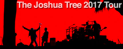 The Joshua Tree 2017 Tour