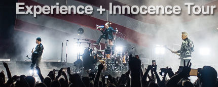 Experence + Innocence Tour 2018